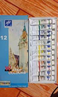 Firster watercolor 12pcs