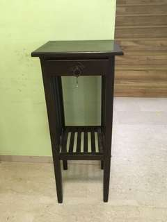 Display shelf with drawer for sale