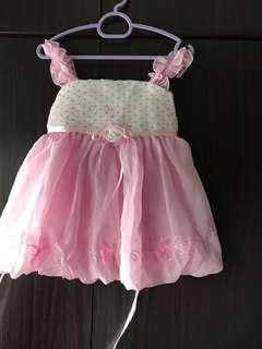 Pink princess dress tutu