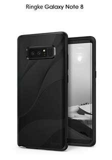 全新SamSung三星Galaxy Note 8 神秘黑 手機套 保護殼 防撞