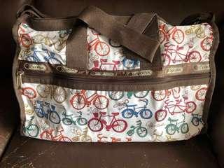 100% New Lesportsac Duffel Bag