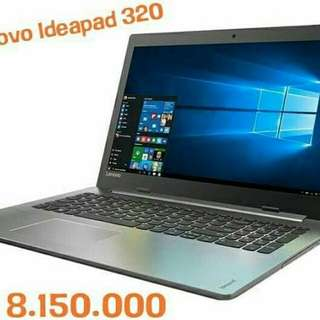 Cicilan Laptop Lenovo Free 1x angsuran