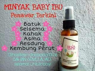 minyak baby