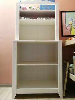 Cabinet for baby's room