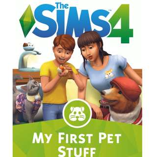 The Sims 4 Complete My First Pet Stuff [GAME PC LAPTOP]