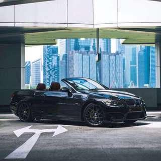BMW E93 DE-KIT