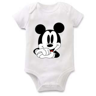 MIckey Mouse Baby Romper Disney