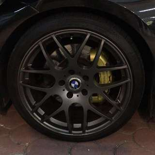 "19"" RIMS for BMW"