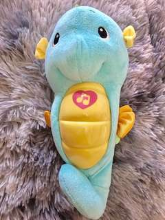 Fisher Price Soothe and Glow Seahorse *Free postage*