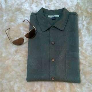 L👔 Authentic Tommy Bahama® Island Shirt