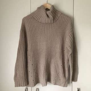 BILLABONG TURTEL NECK SWEATER