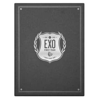 [PO] EXO First Box