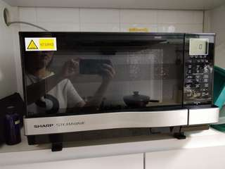 Sharp Steamwave Microwave
