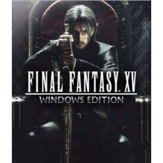 Final Fantasy XV Windows Edition [GAME PC LAPTOP]