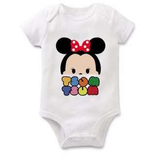 🚚 Baby Romper Disney Tsum Tsum