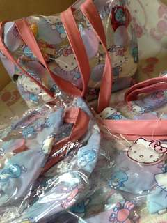Authentic Hello Kitty Summer bags