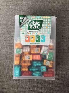 🆕Tic Tac Mini Flavoured Drops (60 mini boxes)