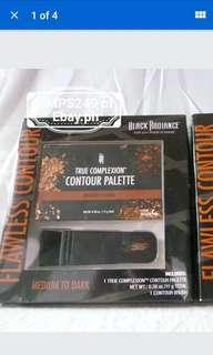 BLACK RADIANCE CONTOUR PALETTE FROM USA