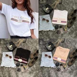 Girl Gang Shirt