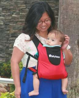 Bitybean Water Baby Carrier