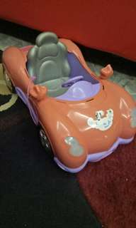 Doll cars battery operated