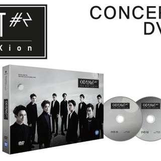 [PO] Exo the EXO'luXion in seoul dvd