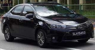 $2/Hr Car Rental (No Deposit)