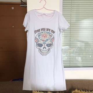 You are my skull dress