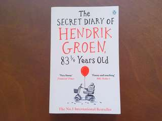 The Secret Diary of Hendrik Groen 83 1/4 Years Old by Hendrik Groen Paperback
