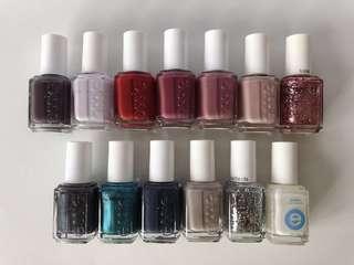 Essie nail polish 指甲油