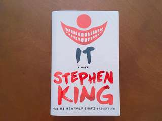 It by Stephen King Paperback 2016 Edition