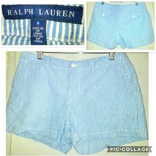 Ralph Lauren RL Seersucker Shorts