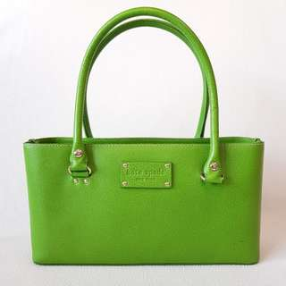 Kate Spade Structured Tote Bag