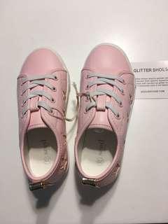 Seed heritage pink sneakers