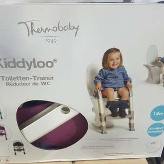 Kiddyloo toilet trainer