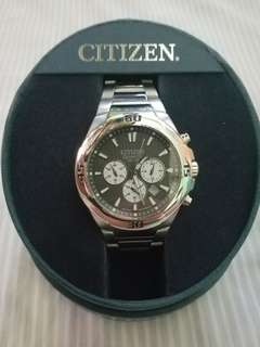 Citizen Men Quartz WR050 SS BRAC