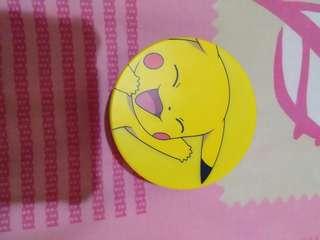 Pikachu mini cover cushion
