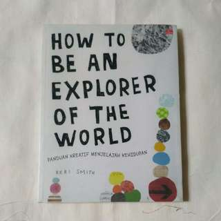 Keri Smith - How To Be An Explore