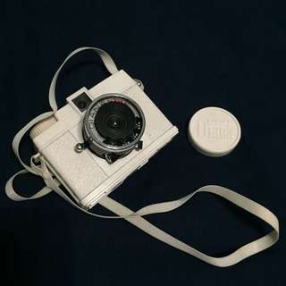 Lomography Diana Mini White Camera