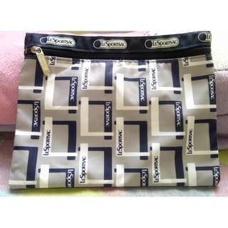 """lesportsac pouch (7,5x9.5"""") authentic"""