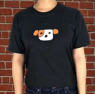 100% Cotton Tee Doggy