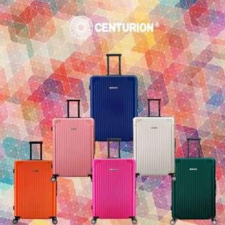 經典色☆CENTURION☆行李箱航空城 網路最低價 現貨 貨到付款 新色 新氣象 美式 經典款 行李箱/旅行箱 29吋