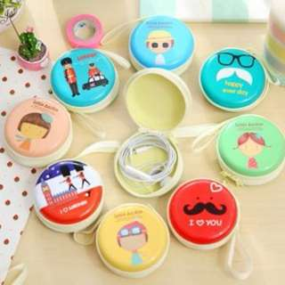 Round Pouch (Pack of 10)