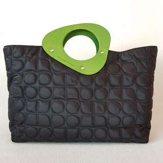 Kate Spade Signature Quilted Tote Bag