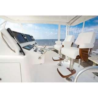Luxury Sports Fishing Yacht - Custom Made in North Carolina, USA