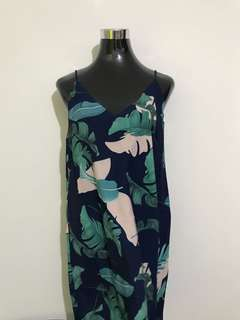 Floral Dress (Sizes S-XL Available)