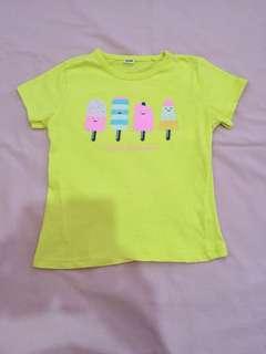 Tops for toddler girls