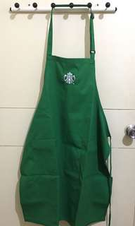 Starbucks Barista Apron