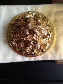 搪瓷首飾盒