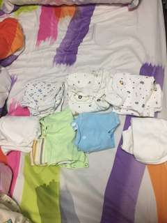 To bless - baby clothes up to 6 months